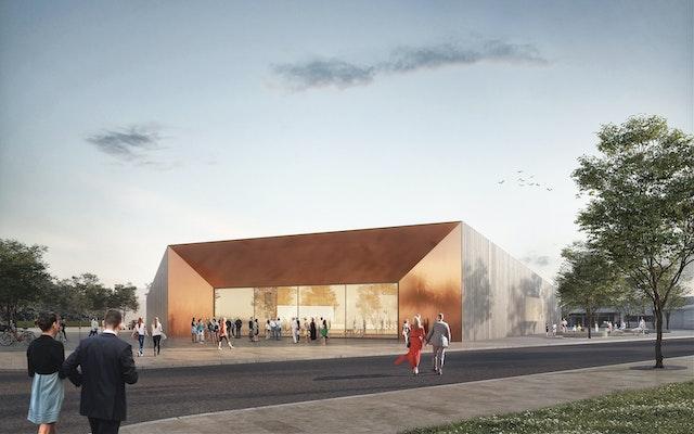 Neubau Veranstaltungssaal Wolkersdorf