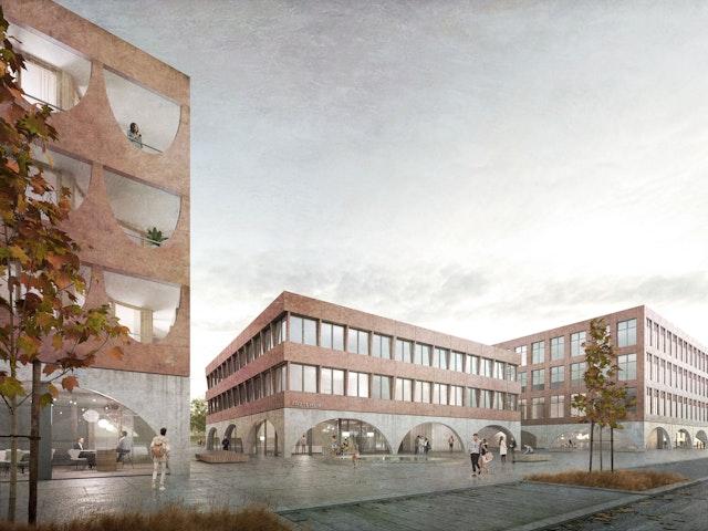 Ärztehaus Hubland in Würzburg
