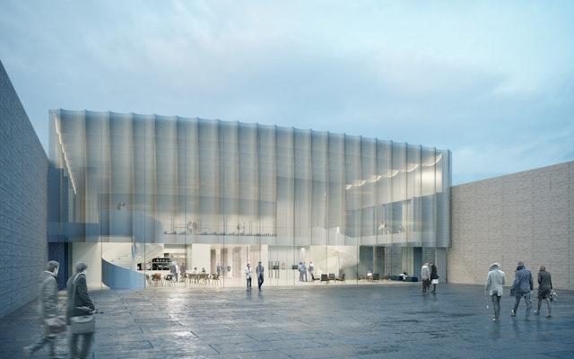 Helmholtz Zentrum München - Umbau ehemalige Strahlenhalle zum Konferenzzentrum