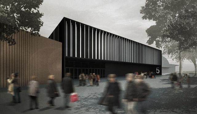 Neubau Messehalle 5