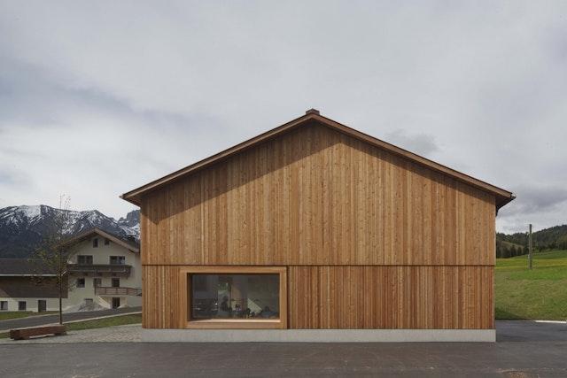 Holzbaupreis Tirol 2019
