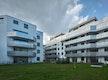 P.GOOD Architekten, Wohnbau Petrusgasse, Hofansicht