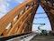 2 Schwerlastbrücken in Sneek/ Niederlande aus Accoya
