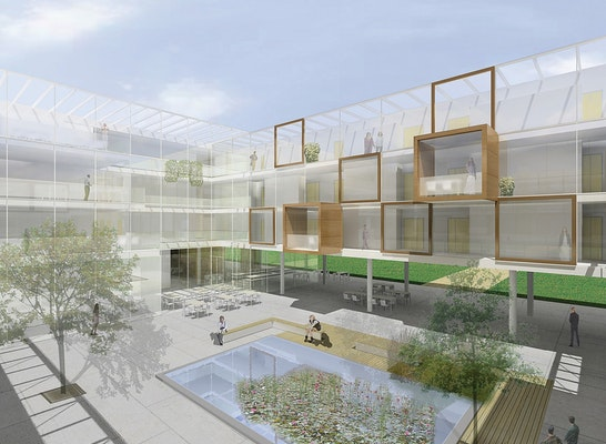 3. Preis, DTA - Duda, Testor. Architektur