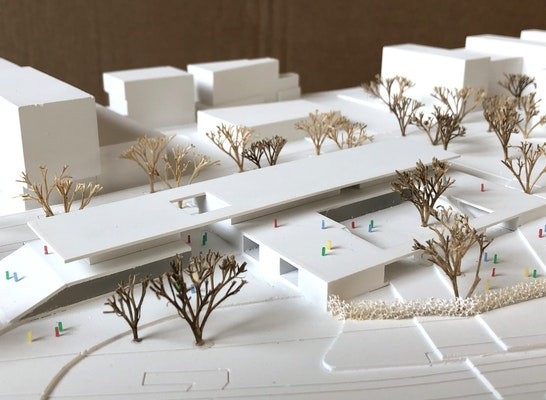 1. Preis: © Frank Heinz, Freier Architekt