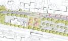 Lageplan Vorplatz S-Bahnhof
