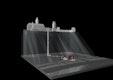 3D-Rendering Gesamtprojekt Erlebnisaufzug
