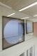 Innenansicht Spiegelungen Galerie