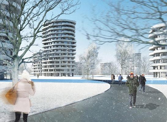 1. Preis Städtebau und Landschaftsarchitektur