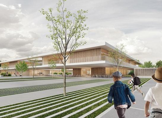 1. Preis Gewinner: © thalmeier architektur / Peter Kröll