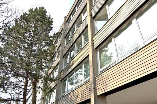 Fassade Vordergebäude