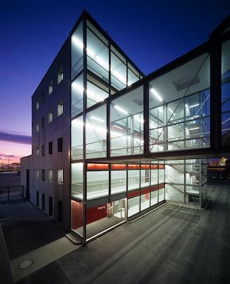 Betriebsgebäude 12, Eurogate Hamburg