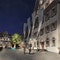 Marktplatz Giengen Nacht-Perspektive