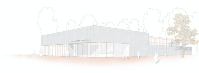 3+1-teilbare Sporthalle in Renningen