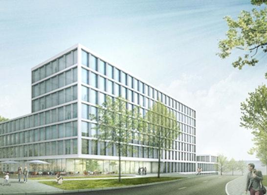 1. Preis Realisierungsteil: 1. Preis Realisierungsteil: Nickl & Partner Architekten AG mit Nowak Landschaftsarchitekten