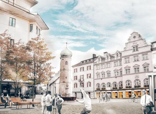 Schaubild Leutbühel © METTLER Landschaftsarchitektur