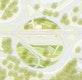 Lageplan mit Fahrgastunterstand von Netzwerkarchitekten