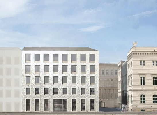 1. Preis Bürogebäude