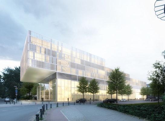 Neubau Institut für Mathematik