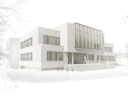 1. Preis: © Henchion Reuter Architekten