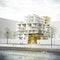 WERK + STADT Ein neuer Wohnblock im Baakenhafen, in dem das Stadtleben mit Wohn- und Gewerbeflächen verschmilzt.