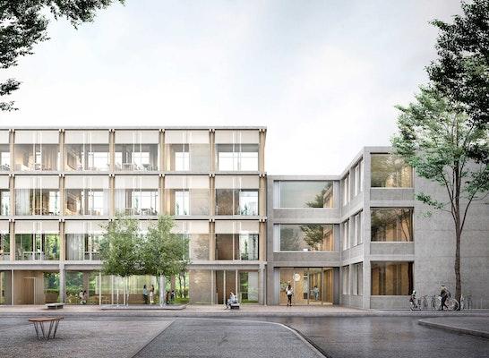 1. Rang: © Hosoya Schaefer Architects