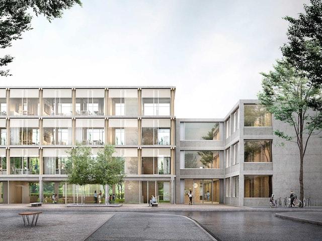 Erweiterung und Sanierung Primarschule Christoph Merian in Basel (CH)