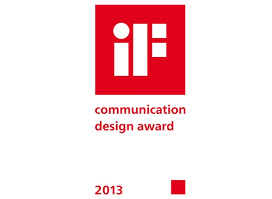 Ergebnis If Communication Design Award 2013 Competitionline