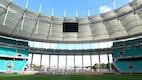 Arena Fonte Nova, Öffnung im Süden