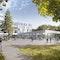 Ein 2. Preis: Glück+Partner Freie Architekten, Stuttgart (DE), IWP Ingenieurbüro für Systemplanung GmbH, Stuttgart (DE)