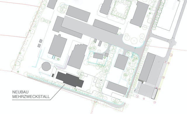 Objektplanung Gebäude in München, Lph 5-9