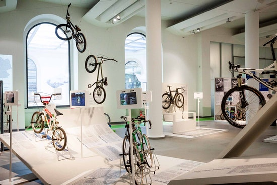 Ich.Fahr.Rad. Fahrradgeschichte(n) - Verkehrsmuseum Dresden