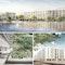 Gewinner Quartier Heidestraße MI1, MI 2, MI 3 oben: gmp Architekten unten links: ROBERTNEUN™ unten rechts: CollignonArchitektur