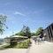 Das Besucherzentrum im Landschaftspark Niederwald