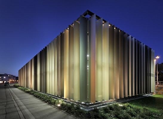 Auszeichnung: Auszeichnung: Bücherei und Mediothek, Dusslingen; Riehle + Assoziierte Architekten und Stadtplaner, Reutlingen