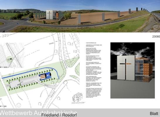 1. Preis: Göttinger Architekten Werkstatt