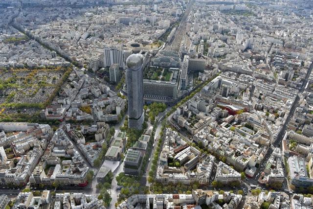 Städtebauliche Entwicklung Maine-Montparnasse in Paris (FR) / Réaménager le site Maine-Montparnasse à Paris