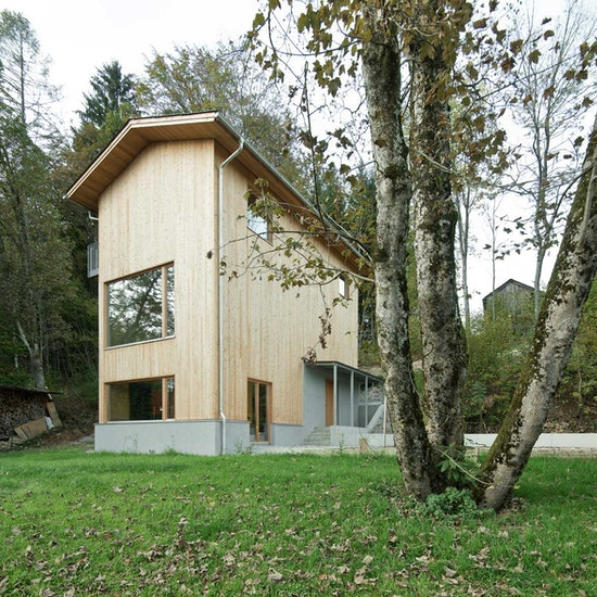 Auszeichnung Wohnbau: Haus Maier, LP Architektur, © Ansicht Süd Ost