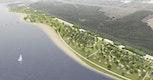 Luftbild Nordufer