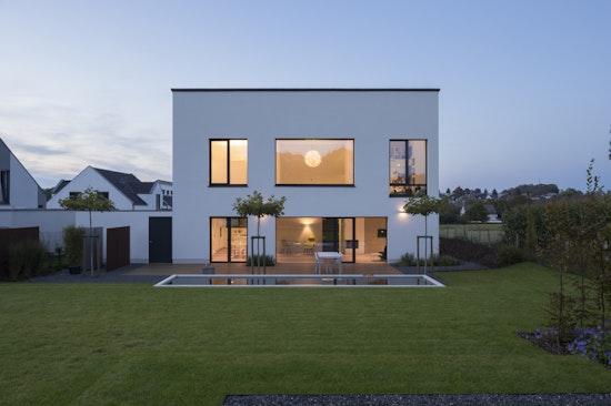 Auszeichnung: Haus F+H, SCHAMP & SCHMALÖER, Einfamilienhaus in Unna, © Detlef Podehl