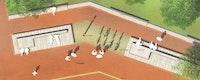 Detailplan Bruyaplatz