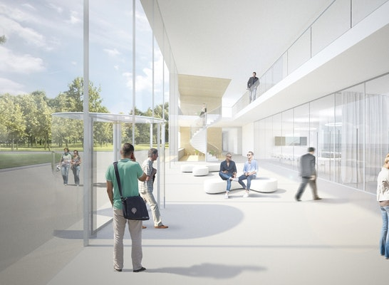 Foyer & Kommunikationsbereich