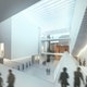 Foyer © Architekten von Gerkan, Marg und Partner