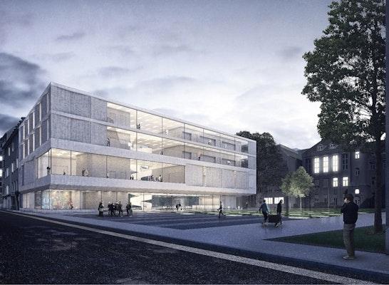 Perspektive Neuer Campus