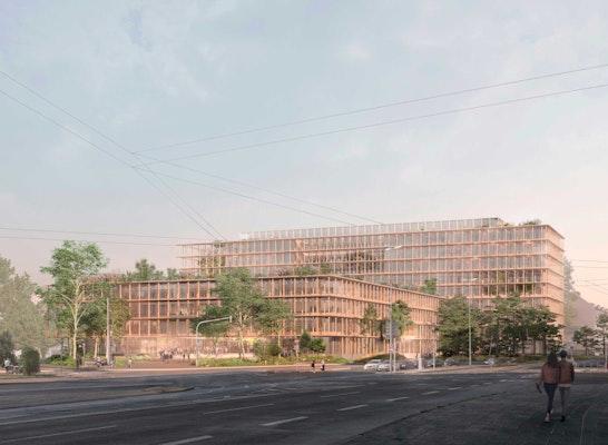 1. Preis: © Carmody Groarke Ltd. /  Riehle + Assoziierte Architekten und Generalplaner