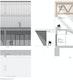 Eisarena: Detailschnitt