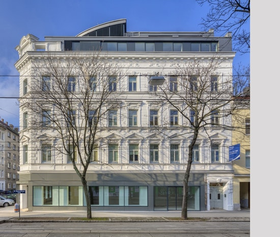Sanierung u Dachgeschoßausbau -Klosterneuburger Str. 43 - P.GOOD Architekten