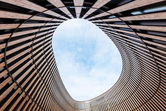 Gewinner: Rathaus Freiburg im Breisgau, ingenhoven architects, Tropp Lighting Design, BBS Landscape Engineering GmbH, © H.G. Esch
