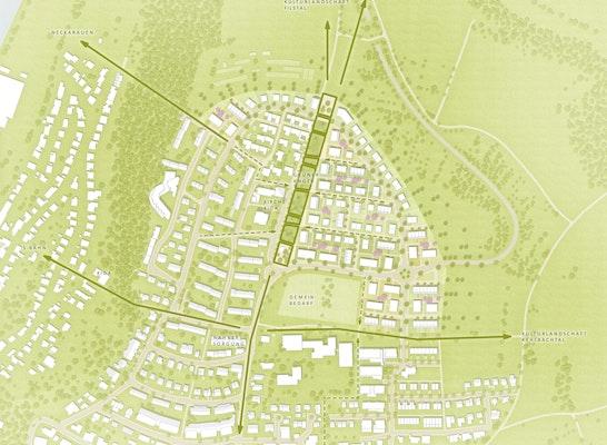 Städtebaulicher Rahmenplan