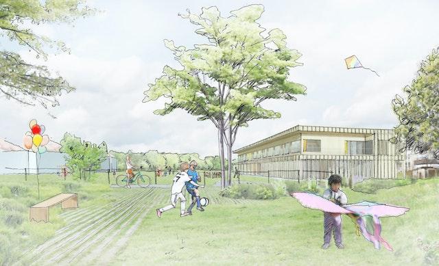 Neubau Kindertageseinrichtung Poststraße in Althengstett